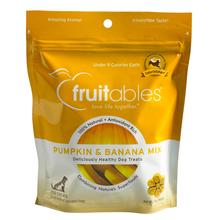 Fruitables Dog Treats - Pumpkin & Banana