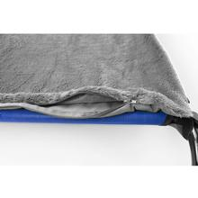 FurHaven Plush Pet Cot Blanket - Silver Gray