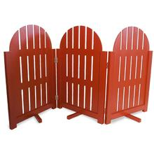 FurHaven Three-Panel Pet Gate