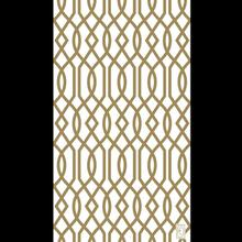 Fusion Gate - Gold Lattice - SCREEN ONLY