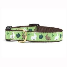 Garden Rabbit Dog Collar by Up Country