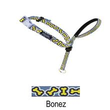 Gentle Leader Headcollar - Bonez with Quick-Snap Buckle