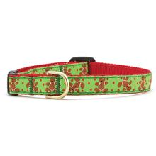 Gingerbread Men Cat Collar by Up Country