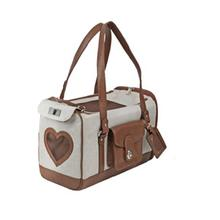 Grand Dog Carrier by Puppia - Beige