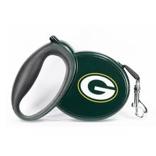 Green Bay Packers Retractable Dog Leash