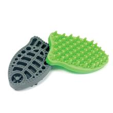 Groomie Multi-purpose Silicone Cat Brush by FouFou Pet