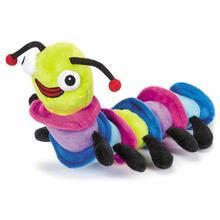 Grriggles Chatty Bug Dog Toy - Caterpillar
