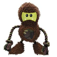Grriggles Frontier Friends Dog Toy - Sasquatch