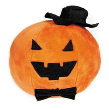 Grriggles Halloween Gang Dog Toy - Pumpkin
