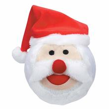 Grriggles Snowball Gang Dog Toy - Santa