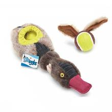 Grriggles Tennis Flock Dog Toy - Goose