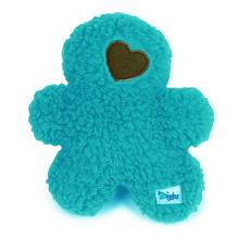 Grriggles Yukon Berber Boys Dog Toy - Blue