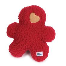 Grriggles Yukon Berber Boys Dog Toy - Ruby
