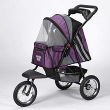 Guardian Gear Sprinter EXT II Dog Stroller - Plum