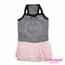 Guinevere Dog Dress by Pinkaholic - Black