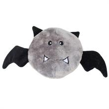 Halloween Brainey Dog Toy - Bat