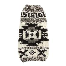 Handmade Southwest Rustic Aztec Wool Dog Sweater