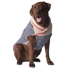 Handmade Spencer Wool Dog Sweater