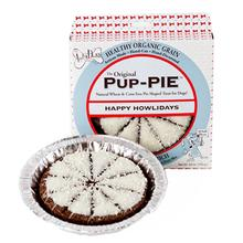 Happy Howlidays Pumpkin Peanut Butter Pup-PIE Dog Treat