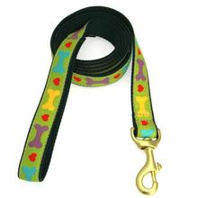 Heart and Bone Dog Leash by Up Country
