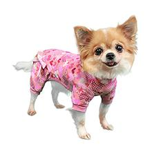 Heart Dog Pajamas by Pooch Outfitters