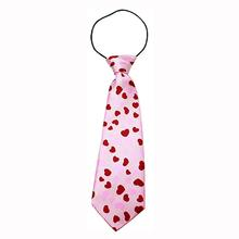 Hearts Big Dog Neck Tie