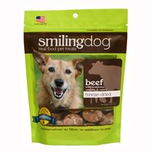Herbsmith Freeze Dried Smiling Dog Treats - Beef