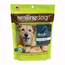Herbsmith Freeze Dried Smiling Dog Treats - Duck