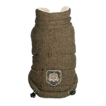 Herringbone Dog Vest by Hip Doggie