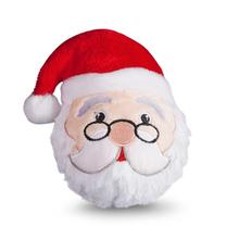 Holiday Faballs Dog Toy - Santa