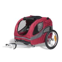 Houndabout Dog Bicycle Trailer by Solvit - Medium