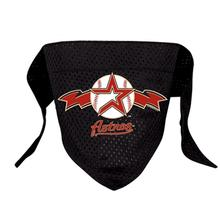 Houston Astros Mesh Dog Bandana