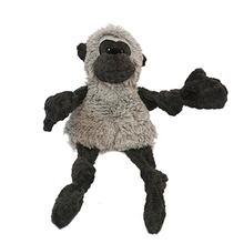 HuggleHounds Knotties Dog Toy - Gorilla