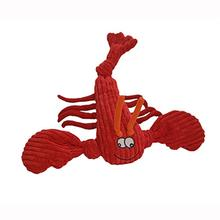 HuggleHounds Knotties Dog Toy - Lobsta