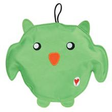HuggleHounds Owl Sport Dog Toy