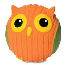 Hugglehounds Poppy the Owl Dog Toy