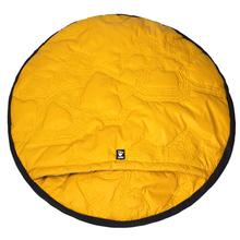 Hurtta Outback Dreamer Dog Sleeping Bag - Orange Sun