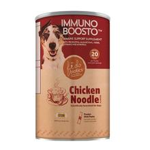 Immuno Boosto Dog Supplement - Chicken Noodle Soup: Dog Gas Remedy