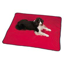 Insect Shield Portable Pet Blanket - Red