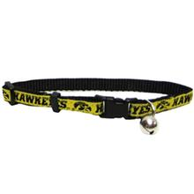 Iowa Hawkeyes Cat Collar