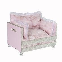 Juliet Blush Dog Bed