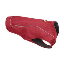 K-9 Overcoat Utility Dog Jacket by RuffWear - Cinder Cone Red