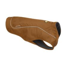 K-9 Overcoat Utility Dog Jacket by RuffWear - Trailhead Brown