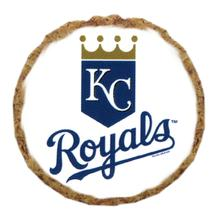 Kansas City Royals Dog Treat Cookie