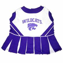 Kansas State Cheerleader Dog Dress