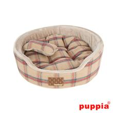Kemp Dog Bed by Puppia - Beige