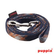 Kemp Dog Leash by Puppia - Navy