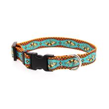 Kokopelli Dog Collar by Yellow Dog