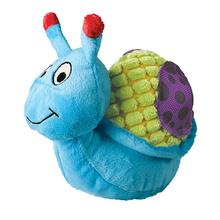 Kong Picnic Patches Dog Toy - Snail