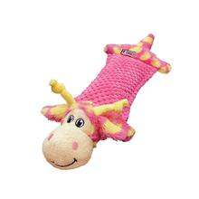 KONG Pillow Creatures Dog Toy - Giraffe